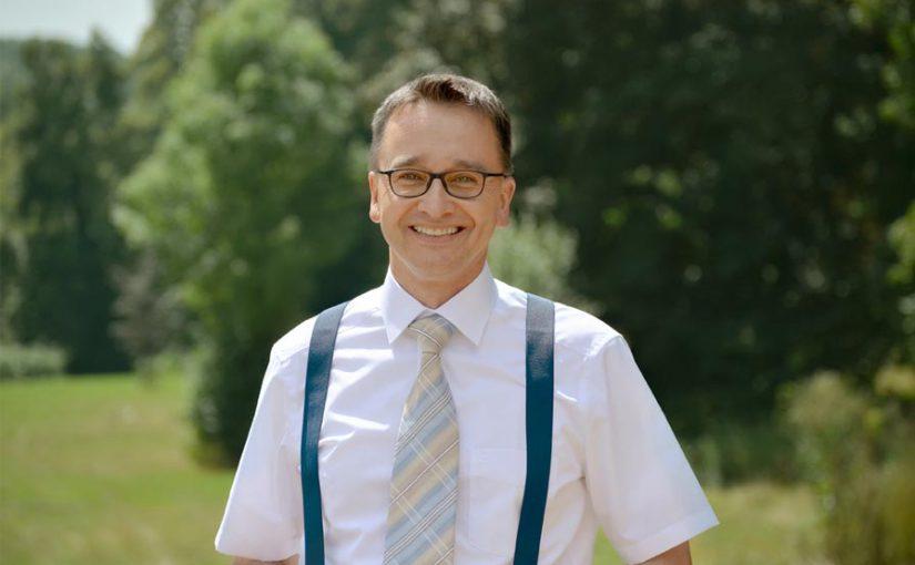 Jürgen Spielmann Bürgermeisterkandidat Birstein